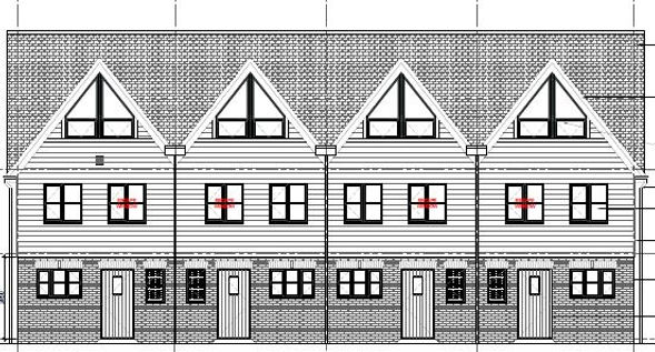 AHP Architects & Surveyors Ltd Sevenoaks Lichfield Magnum Opus Wrotham Heath railway cottage residential development