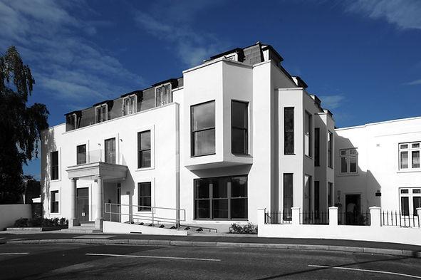 AHP Architects & Surveyors Ltd Sevenoaks Lichfield Woldingham Homes Thames Place Shepperton