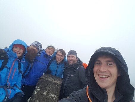fundraising 'peaks' at over £2000