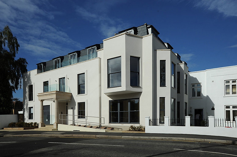 the hamptons woldingham homes shepperton ahp architects & surveyors ltd
