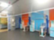 AHP Architects & Surveyors Ltd Sevenoaks Lichfield Wexham Park Hospital Paediatric Department