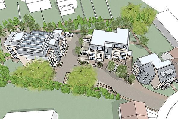 AHP Architects & Surveyors Ltd Sevenoaks Lichfield Woldingham Homes residential new build