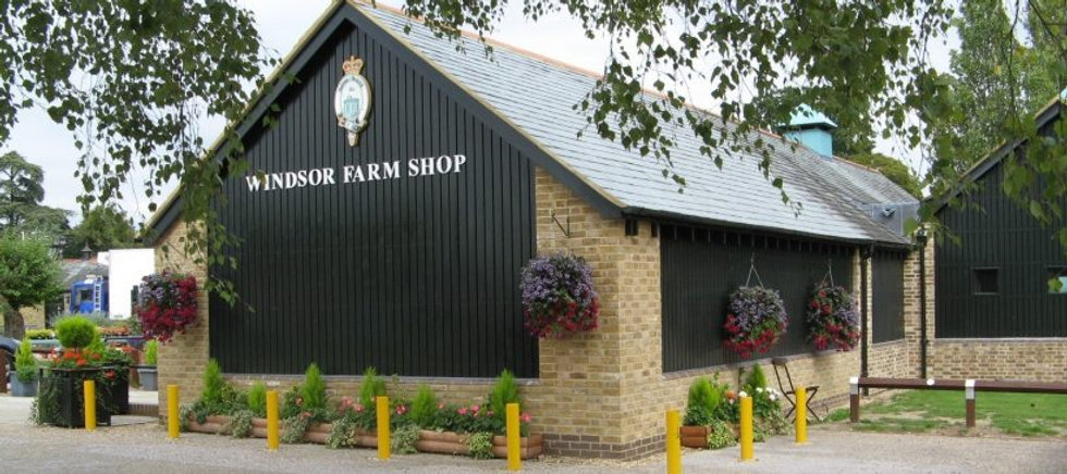 Windsor farm shop ahp architects & surveyors ltd
