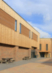 AHP Architects & Surveyors Ltd Sevenoaks Lichfield Hadlow Free School