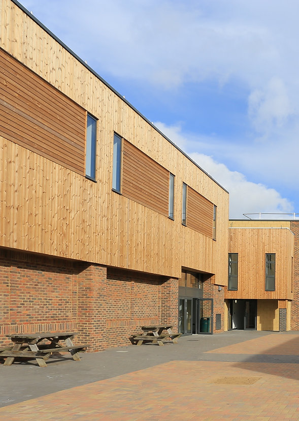 AHP Architects & Surveyors Ltd Sevenoaks Lichfield Hadlow Free School