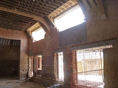 ahp architects & surveyors ltd seely developments school conversion st john's school