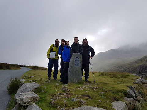 ahp architects & surveyors ltd snowdon team practice three peaks