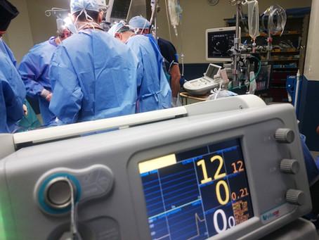 No drama for Watford Hospital's theatres