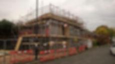 ahp architects & surveyors ltd pathways new build office ealing, london