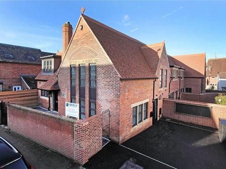 A new term for St John's School
