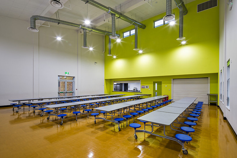 ahp architects and surveyors ltd arj construction beaconsfield school
