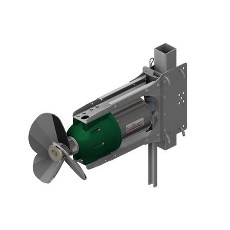 Skysto mėšlo maišytuvas   Panardinama maišyklė TMR 3D