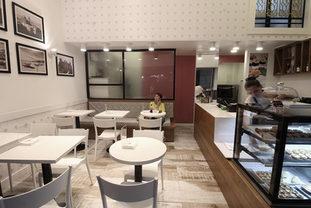 CAFETERIA E DOCERIA COPACABANA RIO DE JANEIRO - RJ | Estudio 55