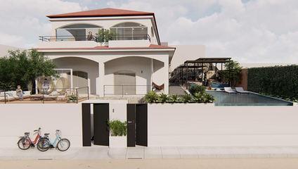 HOTEL ILHA DE PAQUETÁ RIO DE JANEIRO - RJ | Estudio 55