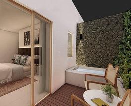 SUÍTE - HOTEL ILHA DE PAQUETÁ RIO DE JANEIRO | Estudio 55