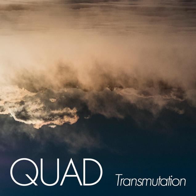 """QUAD   """"Transmutation"""" Artwork"""