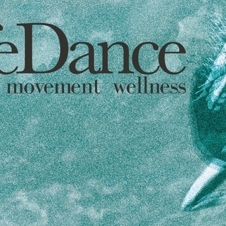 Life Dance Business Card