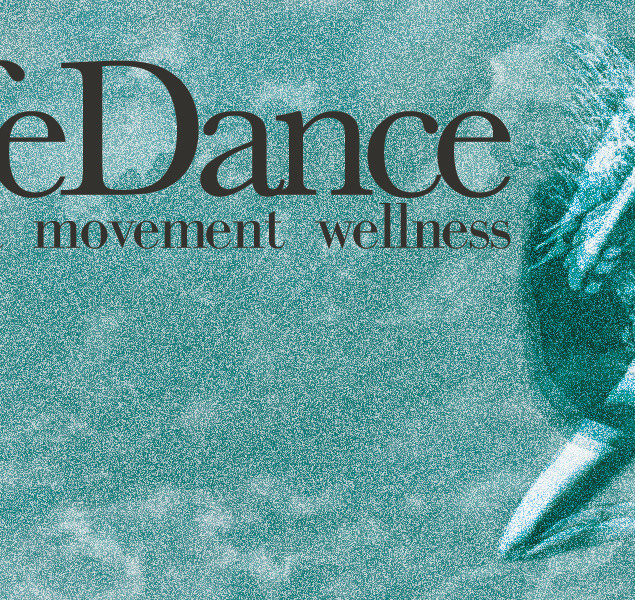 Life Dance Business Card