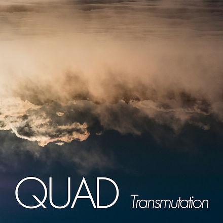 """QUAD's debut album, """"Transmutation"""""""