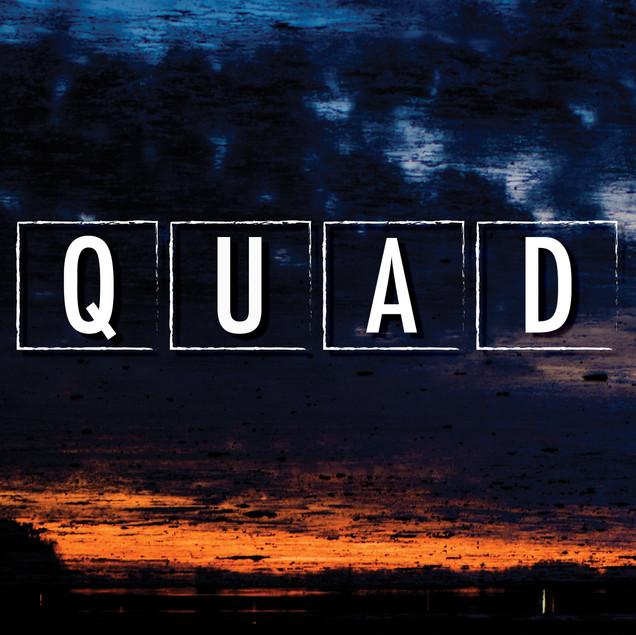 QUAD   EP Artwork