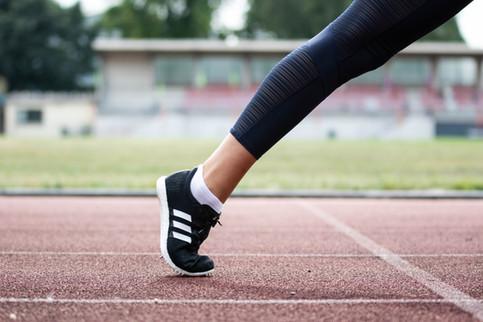 addidas athlétisme