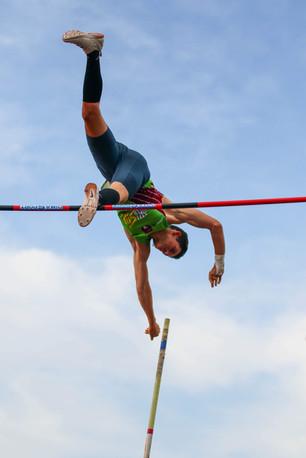 Perchiste talence athlétisme championnats de France d'athlétisme angers 2019
