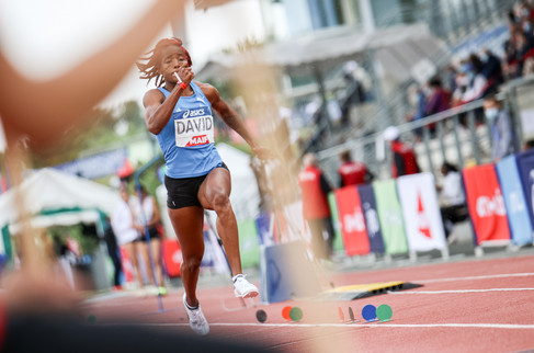 Photos Championnats de France Elite d'athlétisme 2021