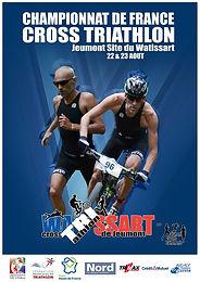 8e Championnat de France de Cross Triathlon - Jeumont ( 59 )
