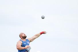 Lancer du poids; Championnats de France Elite d'athlétisme 2021