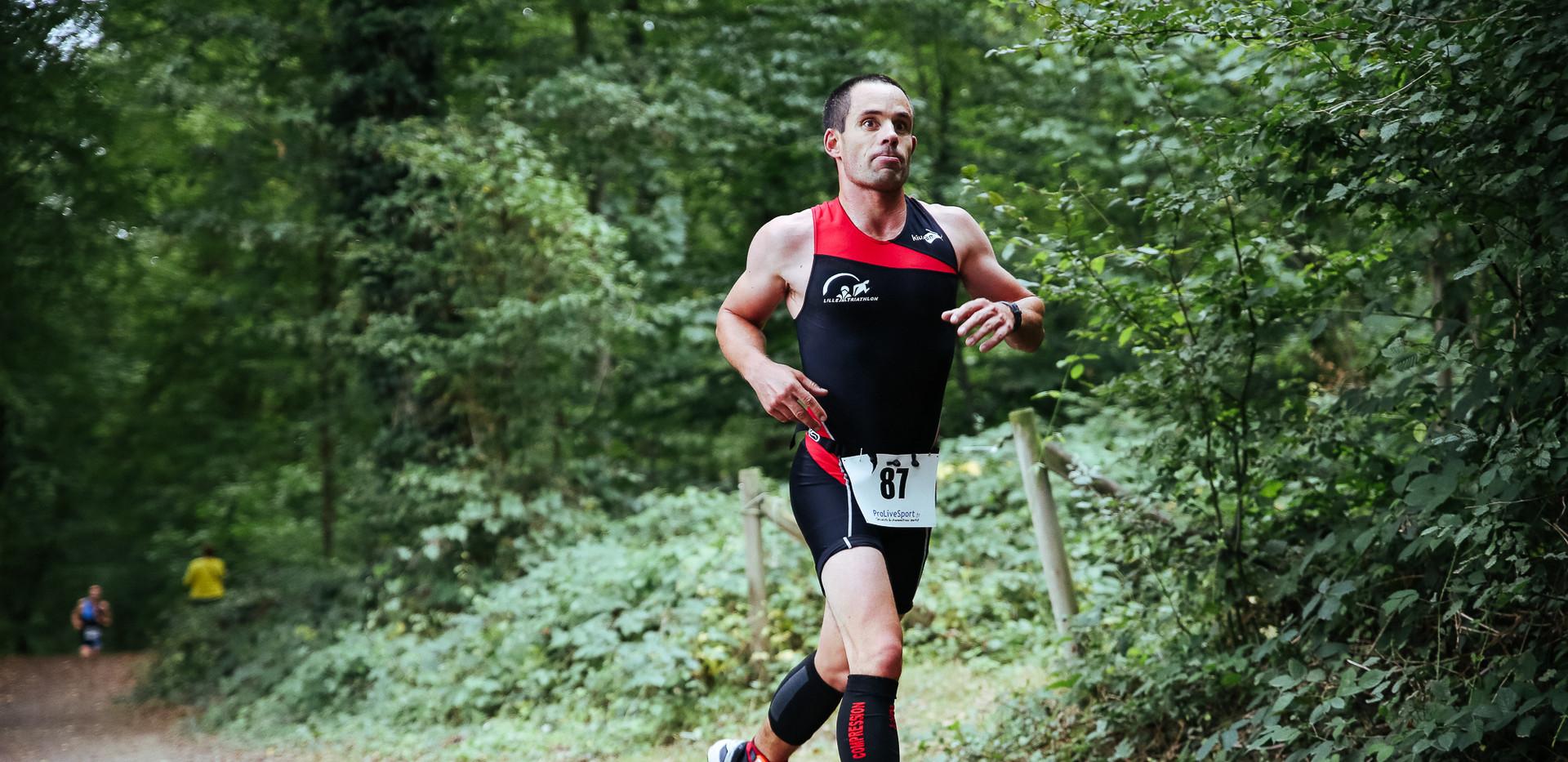 Triathlon M Course à pied