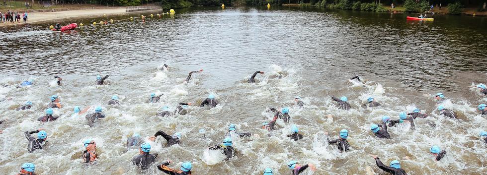 Départ Triathlon M