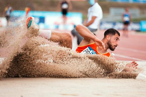 Saut en longueur; Championnats de France Elite d'athlétisme 2021