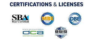 PRO7SEC Certifications and Licenses.JPG