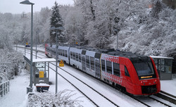 Laubenheimer Bahnhof 2020