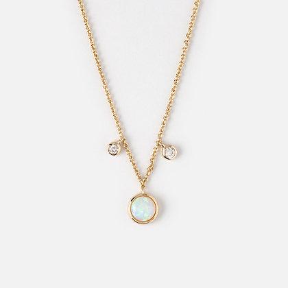 Orelia Opal Necklace