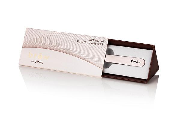 Definitive Slanted Tweezers