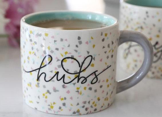 Terrazo Hubs Mug