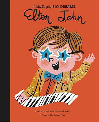Elton John: Little People Big Dreams