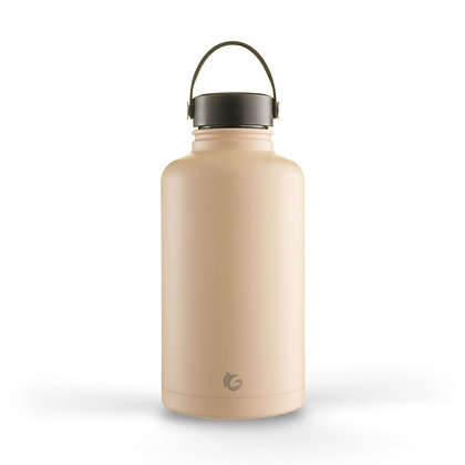 One GREEN Bottle 2 Litre Insulated
