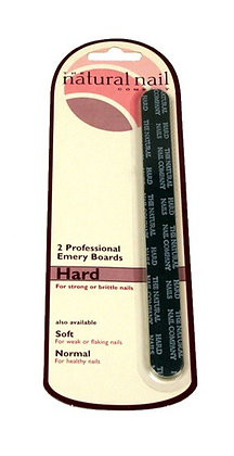 Emery Boards Hard Nails - 2 Pack
