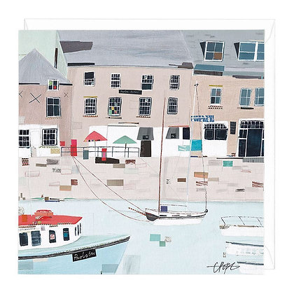 Padstow Morning Card