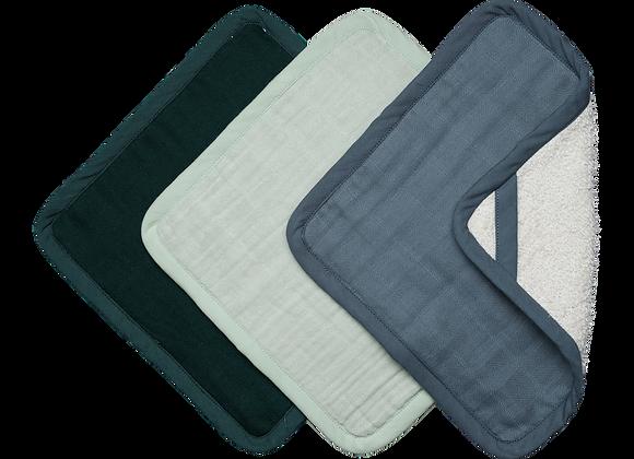 Washcloths - 3 Pack - Coastal
