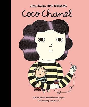 Coco Chanel: Little People Big Dreams