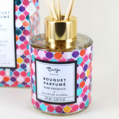 DELIRIUM FLORAL Bouquet parfumé (100ml)