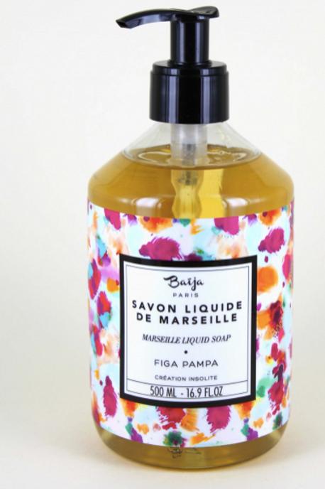 Savon Liquide Marseille (500ml)