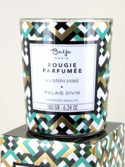 PALAIS DIVIN Bougie Parfumé (180gr)