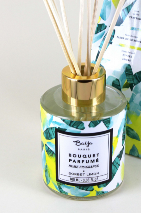 SORBET LIMON Bouquet parfumé (100ml)