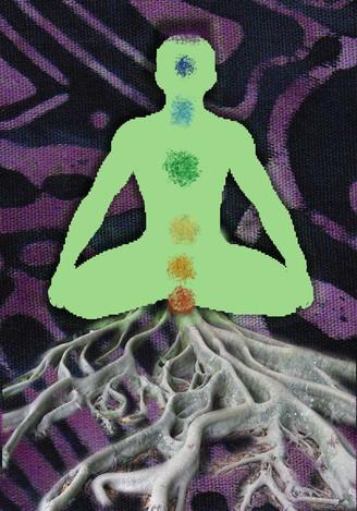 Muladhara, Red, Root chakra