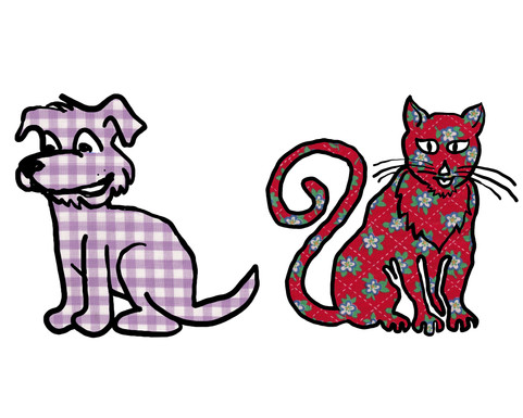 1 Gingham Dog and Cat.jpg