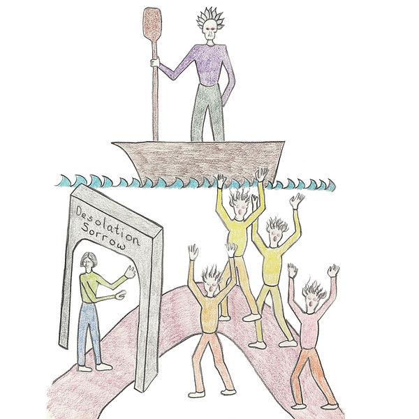 Canto 3 Illustration